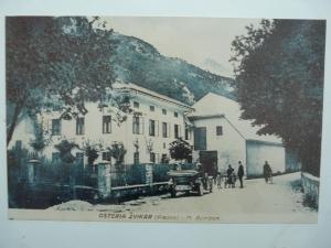 Gostilna žvikar - starejša zgradba