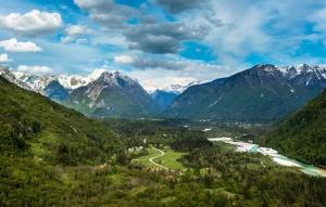 Bovška dolina